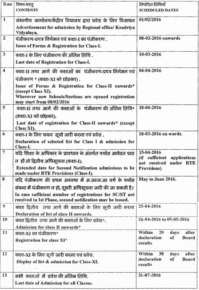 kv-school-admission-dates